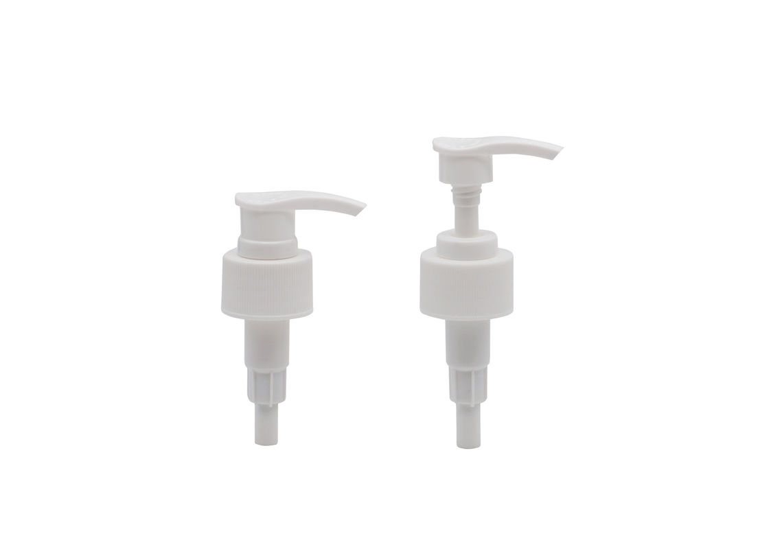 24/410 24mm 28mm Cosmetic Treatment Pumps For Plastic Bottle